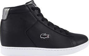 Lacoste Carnaby EVO Wedge High Top (Women's)
