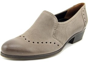 Paul Green Egan Women Round Toe Leather Gray Bootie.