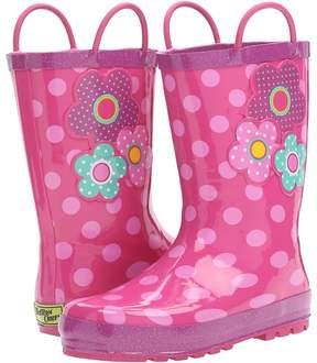 Western Chief Flower Cutie Rain Boot Girls Shoes