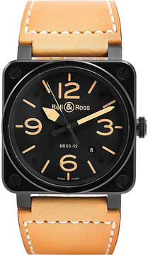 Bell & Ross Aviation Heritage BR0392 automatic watch