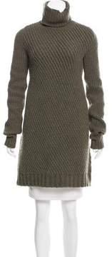 Celine Cashmere Turtle Neck Sweater