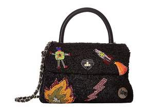 Betsey Johnson Curly Gurl Handbags