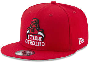 New Era Chicago Bulls Flip It 9FIFTY Snapback Cap