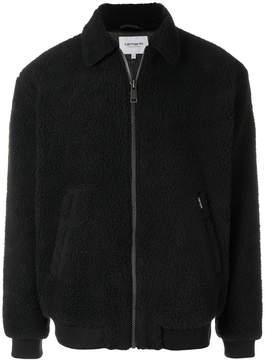 Carhartt fleece zipped cardigan
