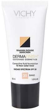 Vichy Dermafinish Corrective Fluid Foundation Sand 35
