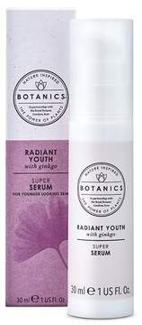Botanics Radiant Youth Super Serum - 1oz