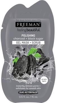 Freeman Charcoal & Black Sugar Polishing Mask