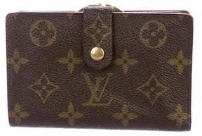 Louis Vuitton Monogram French Purse Wallet