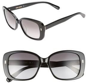 Bobbi Brown Women's The Audrey 53Mm Square Sunglasses - Black