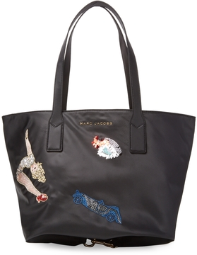 Marc Jacobs Women's Vintage Collage Wingman Tote Bag