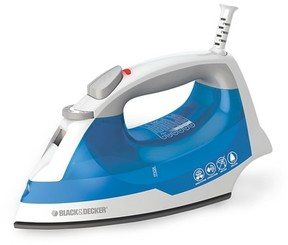 BLACK+DECKER Easy Steam Iron