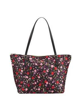 Kate Spade Watson Lane Maya Floral Tote Bag