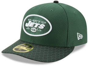 New Era New York Jets Sideline Low Profile 59FIFTY Fitted Cap
