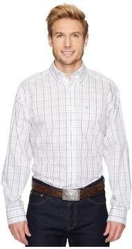 Ariat Jaiden Plaid Shirt Men's Long Sleeve Button Up