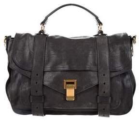 Proenza Schouler Leather PS1 Satchel