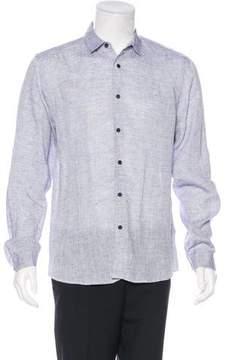 Orlebar Brown Linen Woven Shirt
