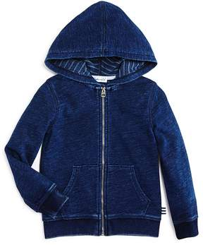 Splendid Boys' French Terry Lined Double Knit Hoodie - Little Kid