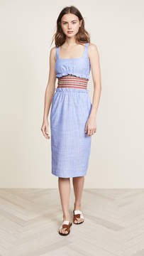 Stella Jean Striped Dress