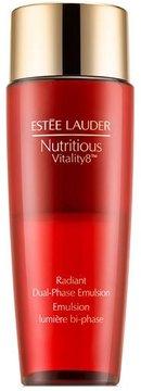 Estée Lauder Nutritious Vitality8 Radiant Dual-Phase Emulsion, 3.4 oz.