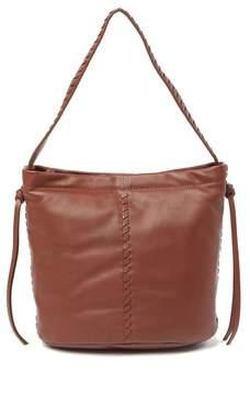 Kooba Limon Leather Bucket Bag