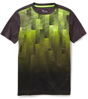 Old Navy Go-Dry Gradient-Print Tee for Boys