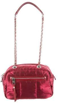 MZ Wallace Rosa Techno Puff Shoulder Bag