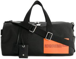 Calvin Klein 205W39nyc bowling bag