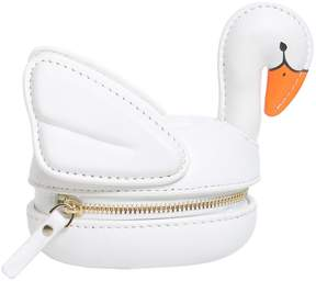 Kate Spade 3d Swan Coin Purse - BIANCO - STYLE