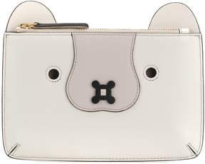 Anya Hindmarch zipped bear purse