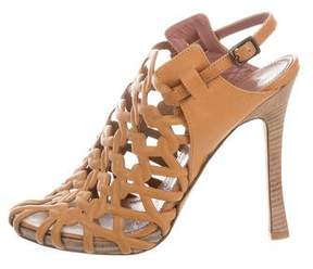 Derek Lam Cage Slingback Sandals