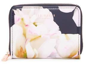 Ted Baker Gardenia Small Zip Wallet