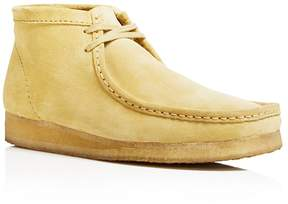 Clarks Men's Wallabee Suede Moccasins