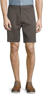 Saks Fifth Avenue BLACK Men's Stretch Cotton Chino Shorts