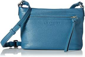 Liebeskind Berlin Women's Broadwayf8 Leather Crossbody with Front Pocket