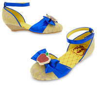 Disney Snow White Costume Shoes for Kids