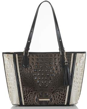 Brahmin Crestview Collection Medium Asher Colorblock Tote