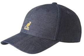 Kangol Unisex Denim Baseball Cap.