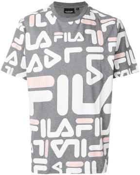 Fila all over print T-shirt