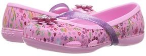 Crocs Lina Graphic Flat GS Girls Shoes