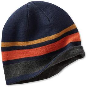 L.L. Bean Reversible Merino Wool Ski Hat