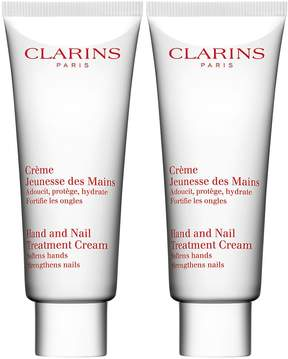 Clarins Hand & Nail Double Edition Value Set