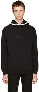 Givenchy Black Shark Teeth Hoodie