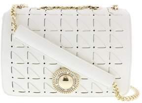 Versace EE1VRBBD4 White Shoulder Bag