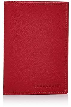 Longchamp Le Foulonne Passport Case - PILOT BLUE - STYLE