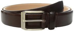 Florsheim Polished Leather Belt
