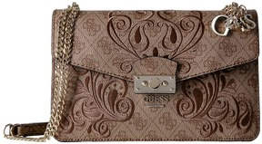 GUESS Arianna Convertible Crossbody Flap