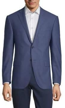 Corneliani Textured Wool Sportcoat