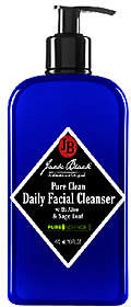 Jack Black Pure Clean Daily Facial Cleanser, 16oz
