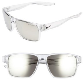 Nike Men's Essential Venture R 59Mm Sunglasses - Clear