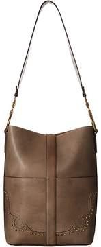 Frye Ilana Western Bucket Handbags